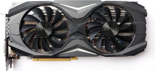 Karta graficzna Zotac GeForce GTX 1080 8GB GDDR5 (256 Bit) HDMI, DVI-D, 3xDP, BOX (ZT-P10800E-10S)