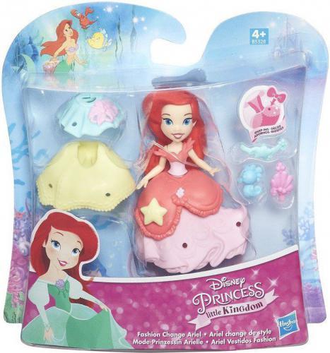 Hasbro Disney Princess Mini Laleczka Z Sukienką (DPRB5327)