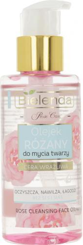 Bielenda Rose Care Olejek różany do mycia twarzy  140ml