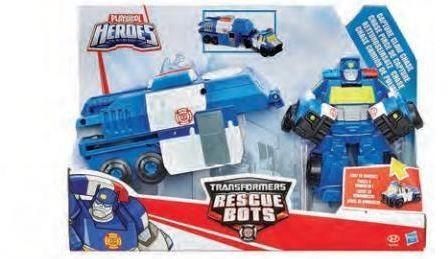Hasbro Transformers Rescue Bot Ciężarówki (B4951)