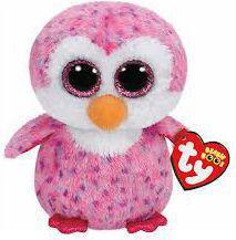 TY Beanie Boos Glider - Różowy Pingwin (210228)