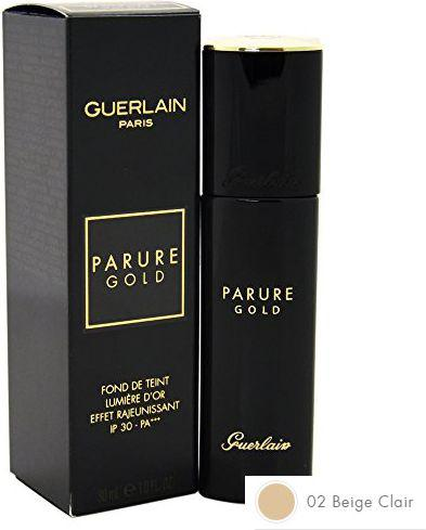 Guerlain Parure Gold Fluid Foundation podkład do twarzy 02 Beige Clair 30ml