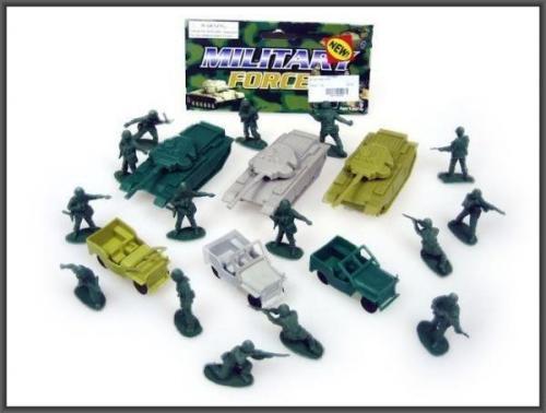 Hipo Zestaw armia (H11824)