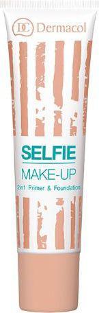 Dermacol Selfie Make-Up Podkład odcień 4 25ml