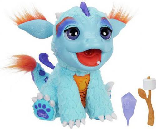 Hasbro FurReal Friends Mój mały smok (B5142)