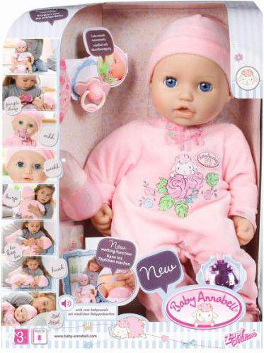Zapf Baby Annabell® lalka (794401)