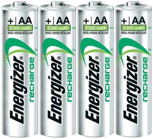 Energizer Akumulator Extreme, AA, HR6, 1, 2V, 2300mAh, 4szt.