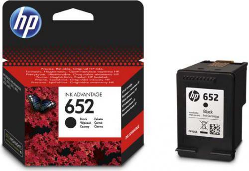 HP tusz F6V25AE nr 652 (black)