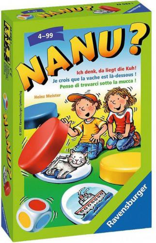 Ravensburger Gra Nanu mini (GXP-559022)