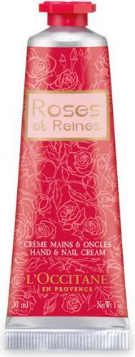 L´Occitane Krem do rąk i paznokci Roses et Reines 30ml