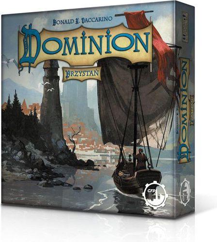 Games Factory Publishing Dominion: Przystań (213984)