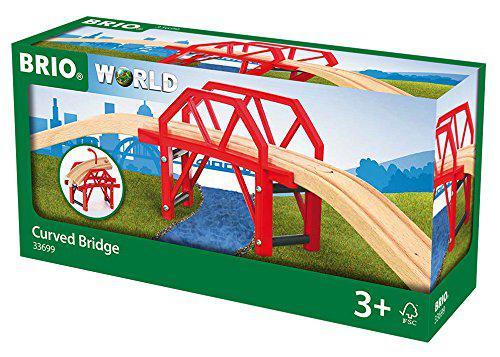 Brio Most drewniany (33699)