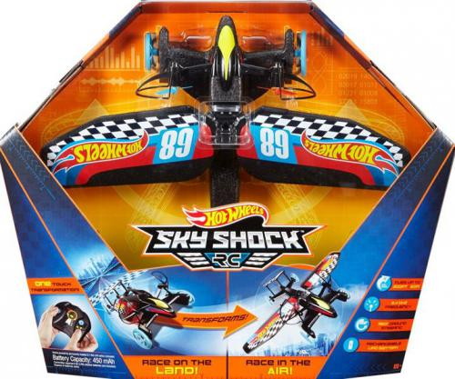 Mattel Hot Wheels Sterowany pojazd latający (DYD90)