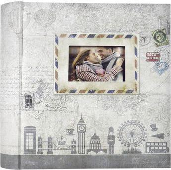 ZEP Ulisse grey Memo Album (UL46200G)