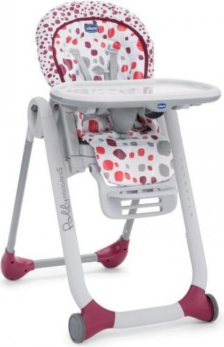 Chicco Krzesełko Polly Progres5 Cherry (GXP-550801)