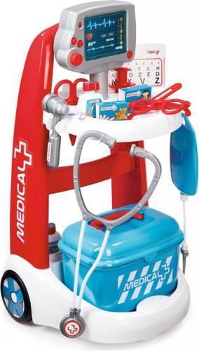 Smoby Elektroniczny wózek medyczny  (GXP-563509)
