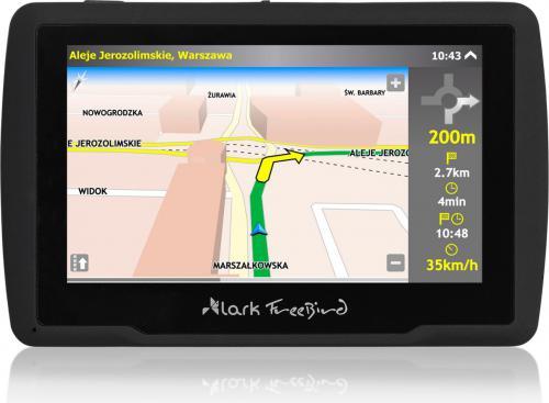Nawigacja GPS Lark NAVI MOTO FreeBird 43 AT EU