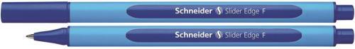 Schneider Długopis Slider Edge, F, niebieski