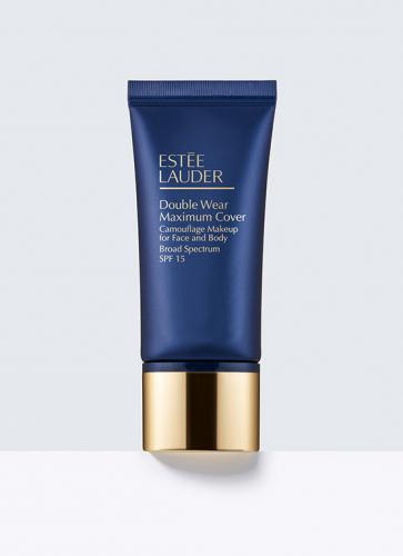 Estee Lauder Double Wear Maximum Cover Comouflage Makeup For Face And Body SPF15 podkład kryjący 1N3 Creamy Vanilla 30ml