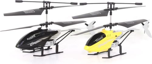 Euro Trade MC HELIKOPTER MET R/C 47X17X7 5002 WB 36 - 5902012752845