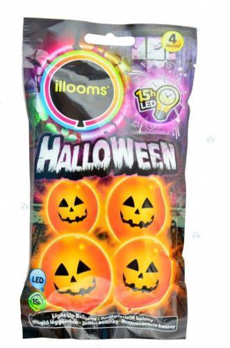Tm Toys BALONY LED Halloween Dynia (ILL80009A)