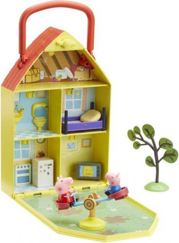 Tm Toys Domek Peppy + ogród (PEP 06156)