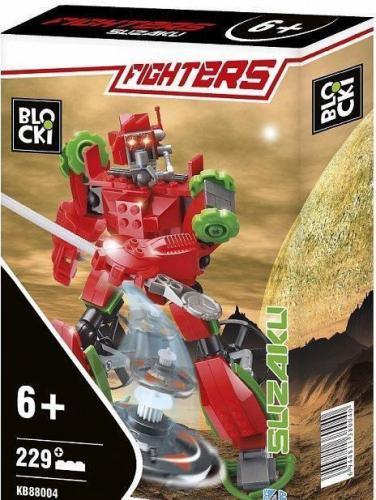 ICOM Blocki Fighters - Suzaki 229el. (KB88004)