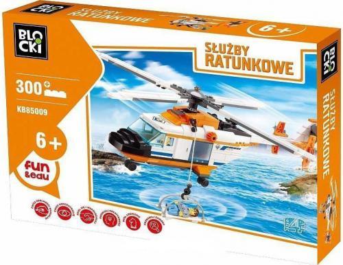 ICOM Blocki Służby ratunkowe - Helikopter ratunkowy (KB85009)