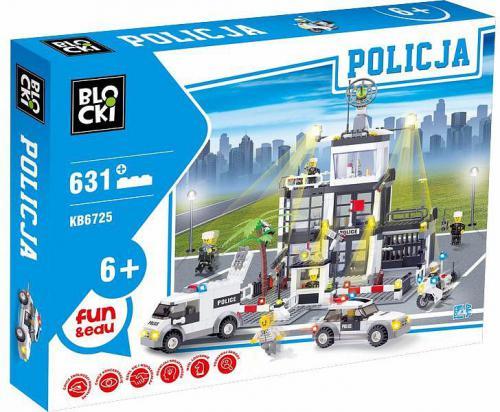ICOM Blocki Policja - Komisariat 631el. (KB6725)