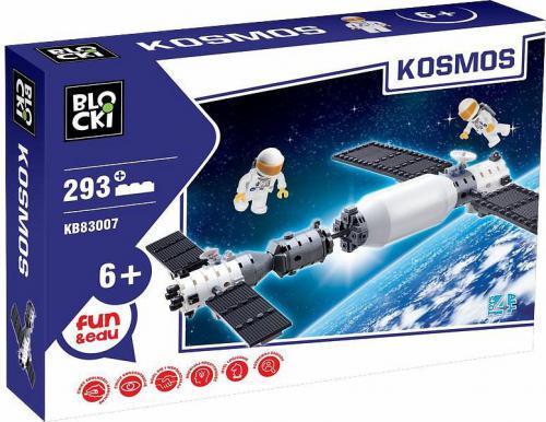 ICOM Klocki BLOCKI - KOSMOS 293 elementy