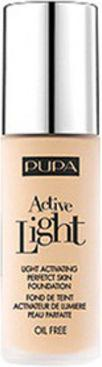 Pupa Active Light Foundation podkład w płynie 002 Ivory 30ml