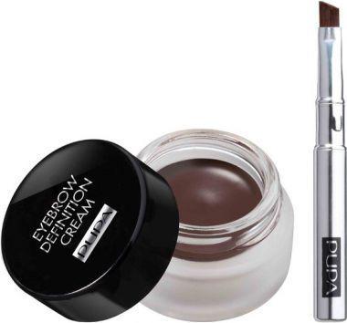 Pupa Eyebrow Definition Cream Krem do stylizacji brwi 003 Cocoa 2,7ml