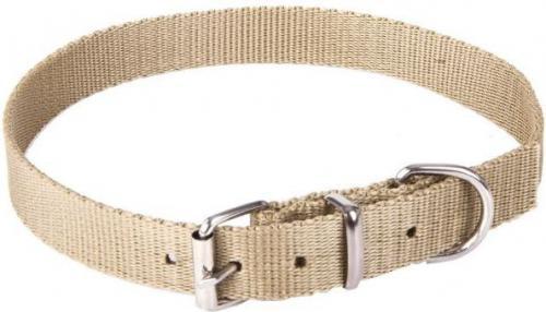 Dingo obroża z taśmy polipropylenowej, pojedyncza szer. 1,0 cm dł.35 cm ( 23-32 cm ) - 12639