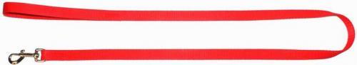 Dingo Pojedyncza z taśmy polipropylenowej 2.5/120cm Czerwona (10076)