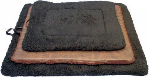 Dingo mata z misiem 80x60 cm brązowa (18165)