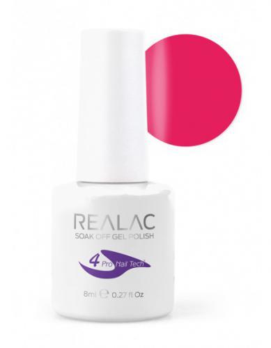 Realac 4Pro Gel 8ml  - 11 Neon Pink
