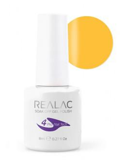 Realac 4Pro Gel 8ml  - 48 Yellow Backround