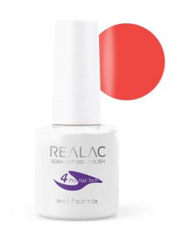 Realac 4Pro Gel 8ml  - 55 Enticing Red