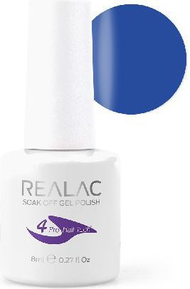 Realac 4Pro Gel 8ml  - 80 Knock Out Blue
