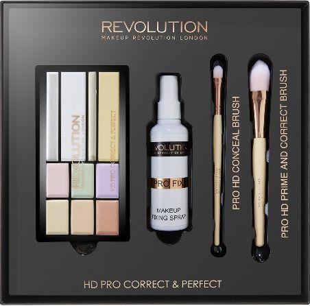 Makeup Revolution REVOLUTION*Zestaw Pro Prime Correct And Perfect