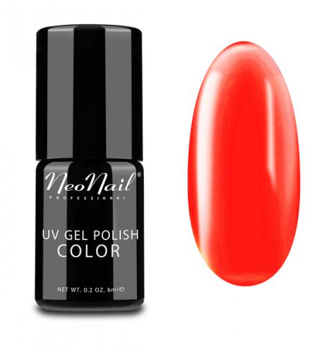 NeoNail Lakier Hybrydowy UV Gel Polish Color 4820-1 Papaya Shake 6ml