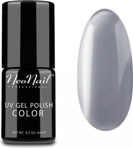 NeoNail Lakier Hybrydowy UV Gel Polish Color 3783-1 Silver Grey 6ml
