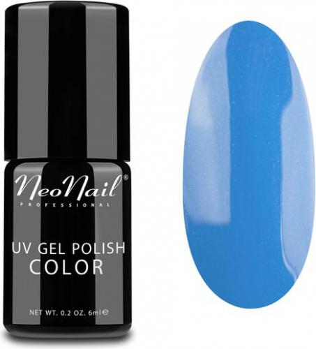 NeoNail Lakier Hybrydowy UV Gel Polish Color 3643-1 Muted Blue 6ml