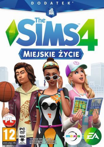 The Sims 4 Miejskie Życie