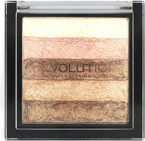 Makeup Revolution Vivid Shimmer Brick - Radiant 7g