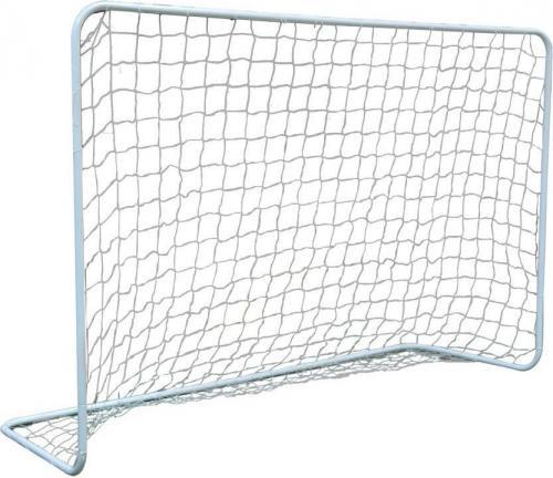 Axer Bramka do piłki nożnej 152x91x68 cm biała (A-2485)