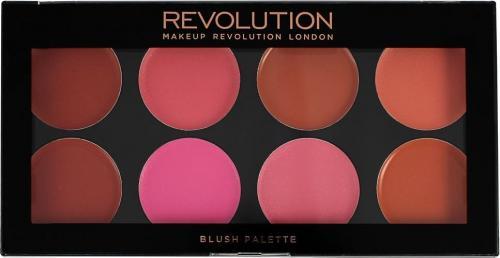 Makeup Revolution Paleta Kremowych Róży Blush Melts 13g