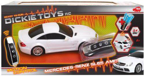 Dickie Auto sterowane ruchem Mercedes Benz  (201119107)