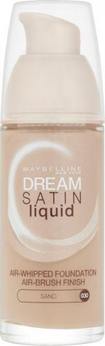 Maybelline  Dream Satin Liquid Foundation Podkład 30 Sand 30ml
