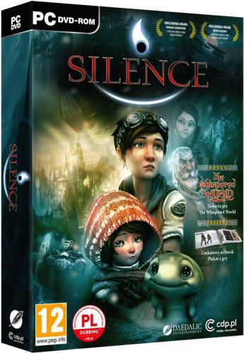 Silence + The Whispered World